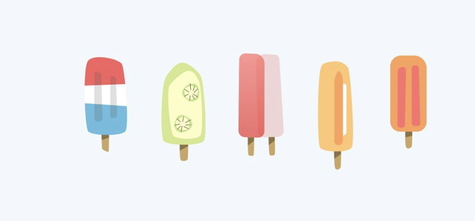 Cool Off with CBD Summer Popsicles