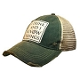 Vintage Trucker Hat I Drink And I Know Things