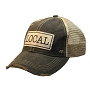 Vintage Trucker Hat Local