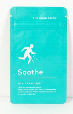 The Good Patch Soothe Non Hemp
