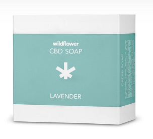 Wildflower Lavender CBD Soap