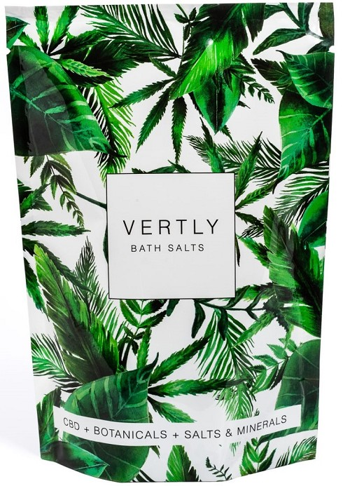 Vertly Bath Salts 50mg CBD 7 oz